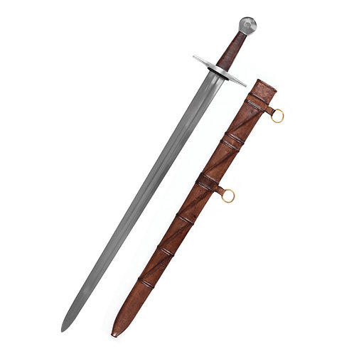 Sir William Marshal of England Sword with scabbard
