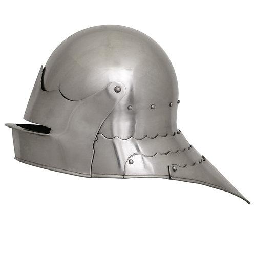Gothic sallet helmet