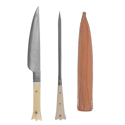 Cutlery set Bone