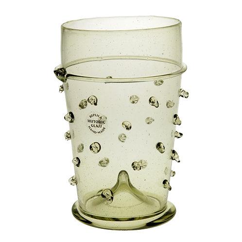 Prunted beaker high kick base