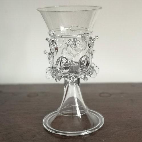 Cersei wine glass