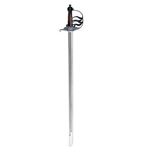 Mortuary Sword, Reenactment Sword, practical blunt