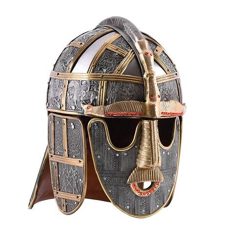 Sutton Hoo Helmet, 7th Century