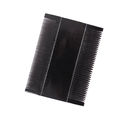 Double-sided Horn Comb
