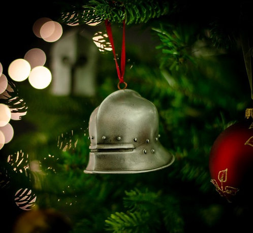 Sallet Christmas Bauble