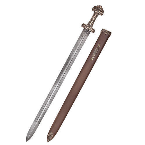 Viking Sword (Isle of Eigg), Damascus Steel