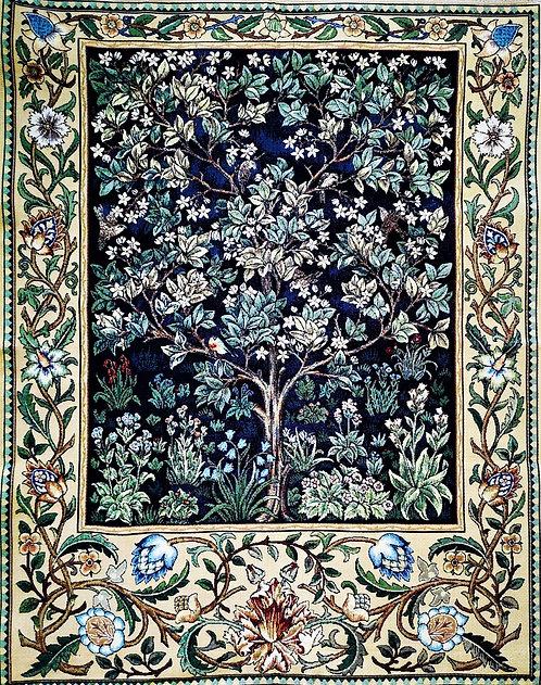 William Morris Tree Of Life Medium