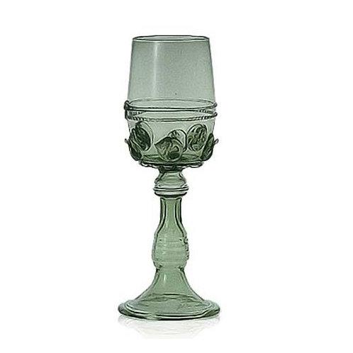 Lannister Wine Glass