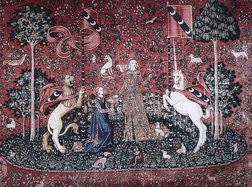 Lady and the Unicorn Taste