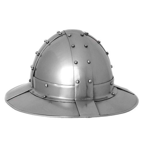 Banded kettle hat