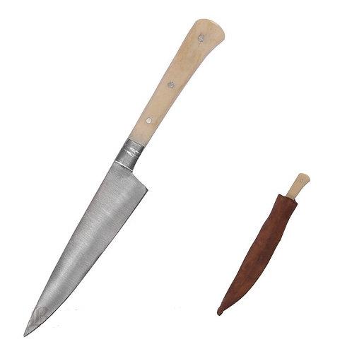 Knife with Bone handle