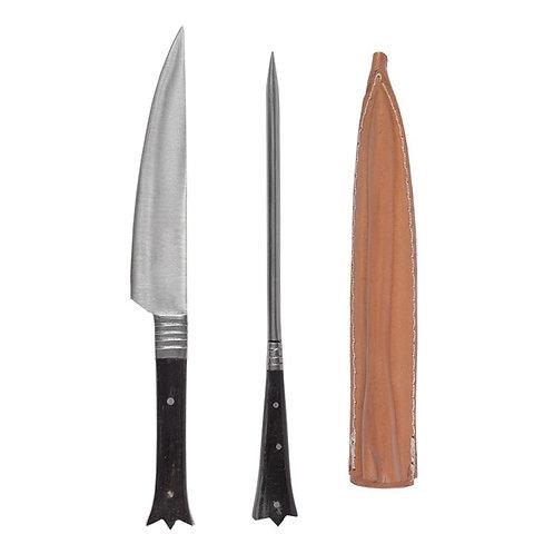 Cutlery set Horn