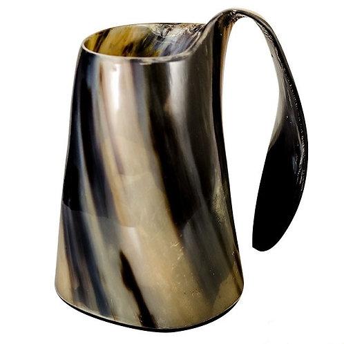 Polished Horn Mug