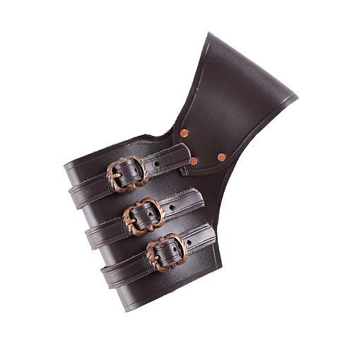 Adjustable Frog for Swords, Leather