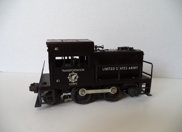 Lionel Engine 41 US Army