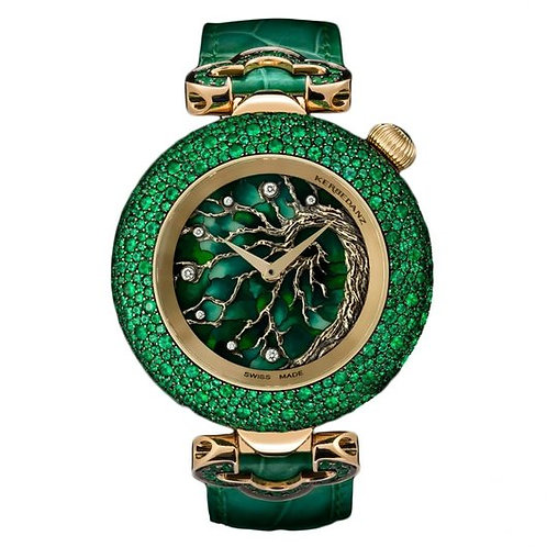 Kerbedanz - Tree Of Life Green Edition