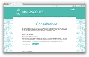 Aimi Jacques Consultations Page