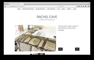 Rachel Cave Marks & Spencer packaging