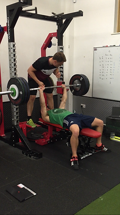 Strength and Conditioning Support