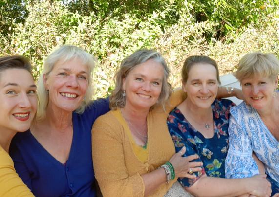 De 5 vrouwen