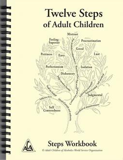 Twelve Steps of Adult Children Workbook