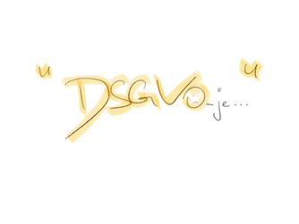 DSGV ... Oje!?