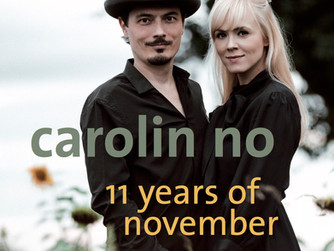 "Jubiläumstour ""11 Years of November""!!!"