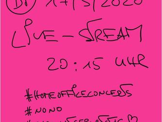 Caros Geburtstags-Special: Live-Stream morgen Abend!