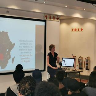 Dr. Imogen Wright Talk