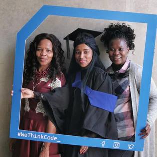 WeThinkCode_ 2017 Cohort Graduation