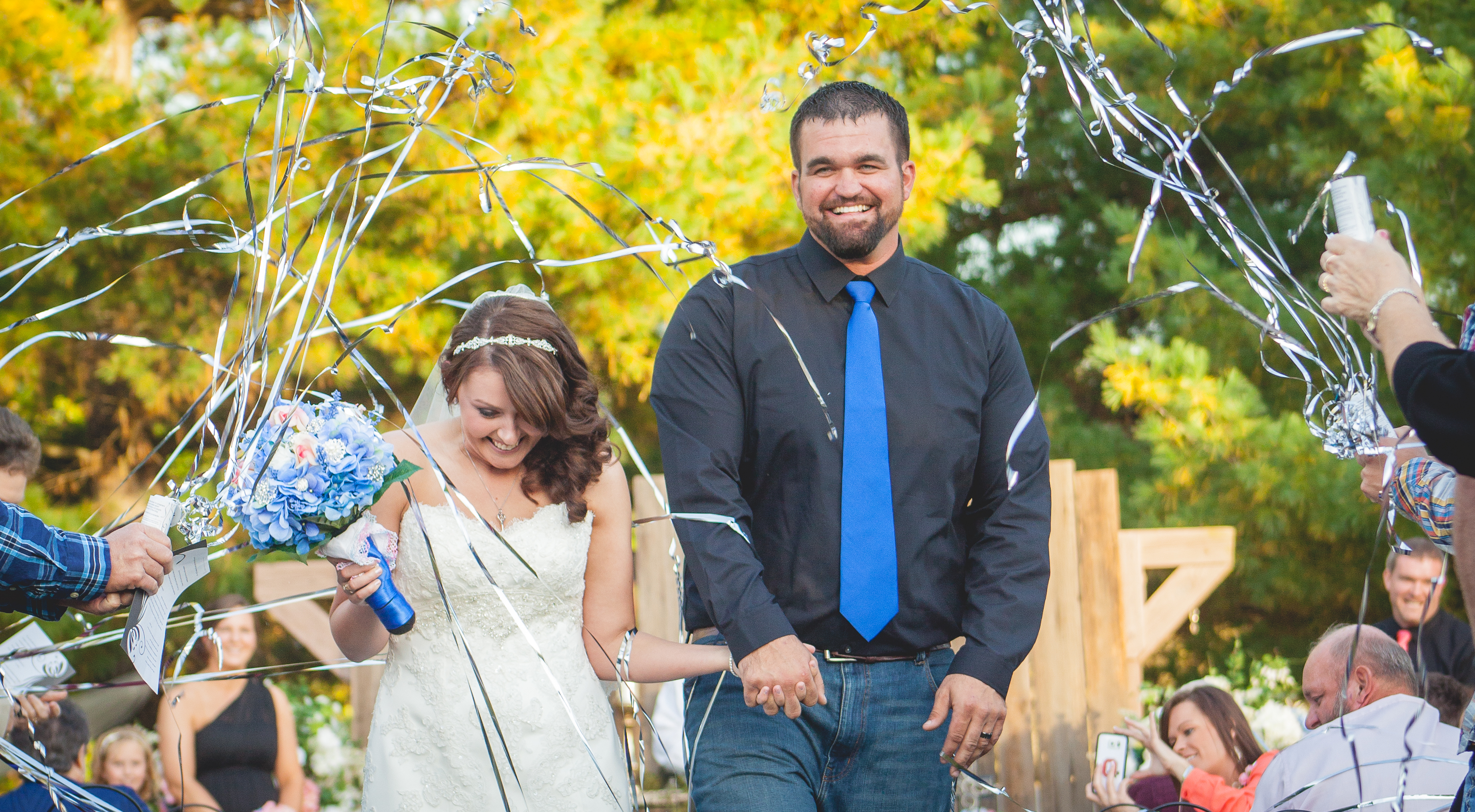Forever | Wedding | Streamers