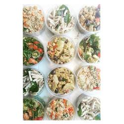 Salads salads salads