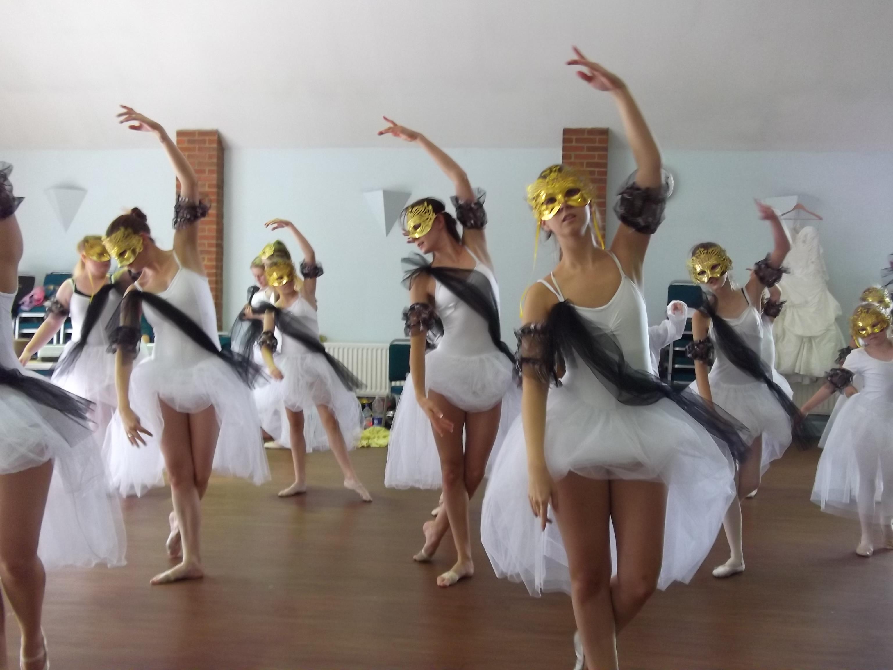 Masquerade Ballet
