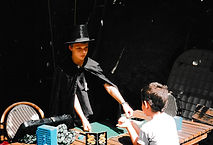 Enfance de magicien