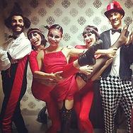 Photo Urbain burlesque Paraguay