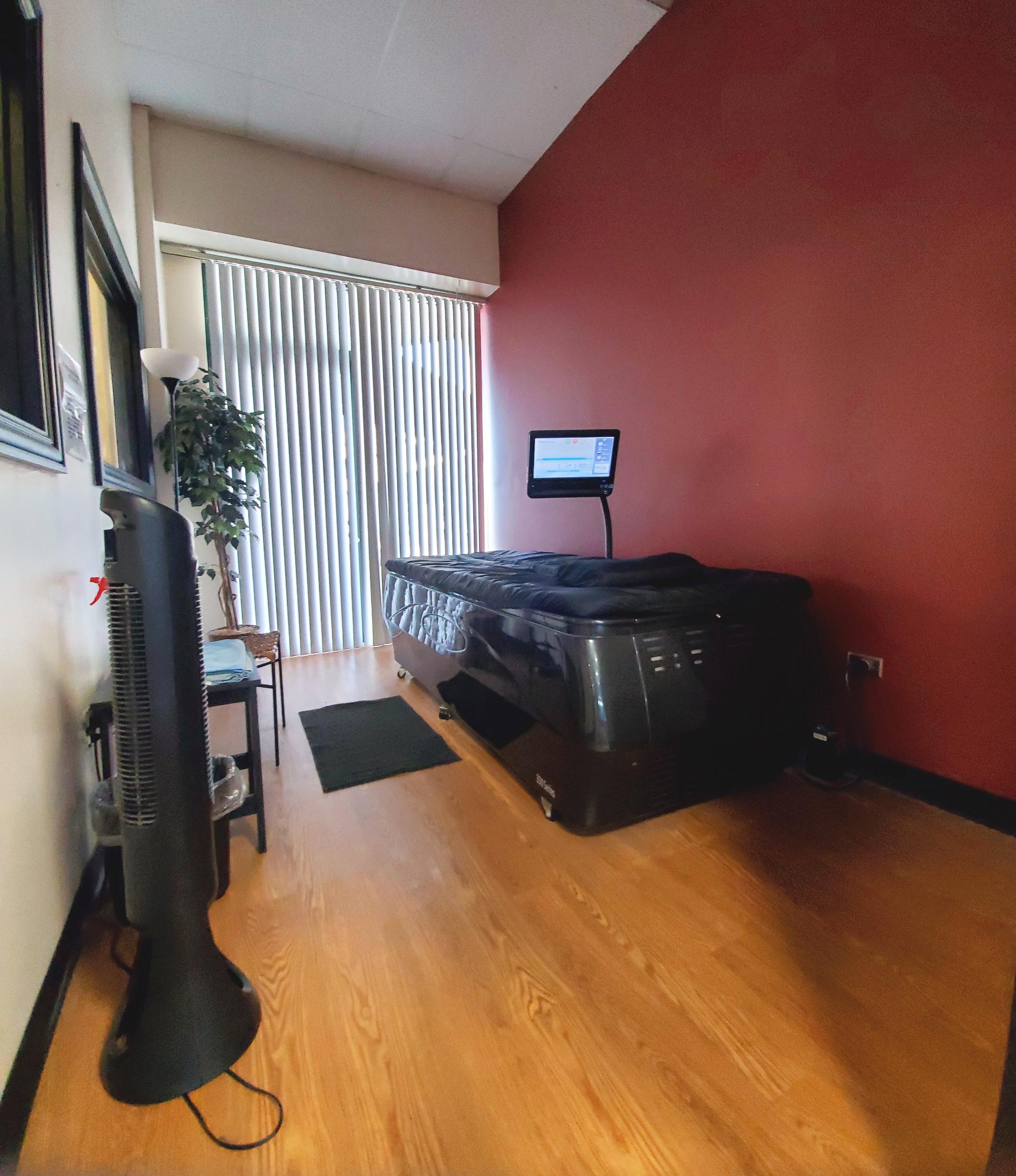 Hydro Massage Bed