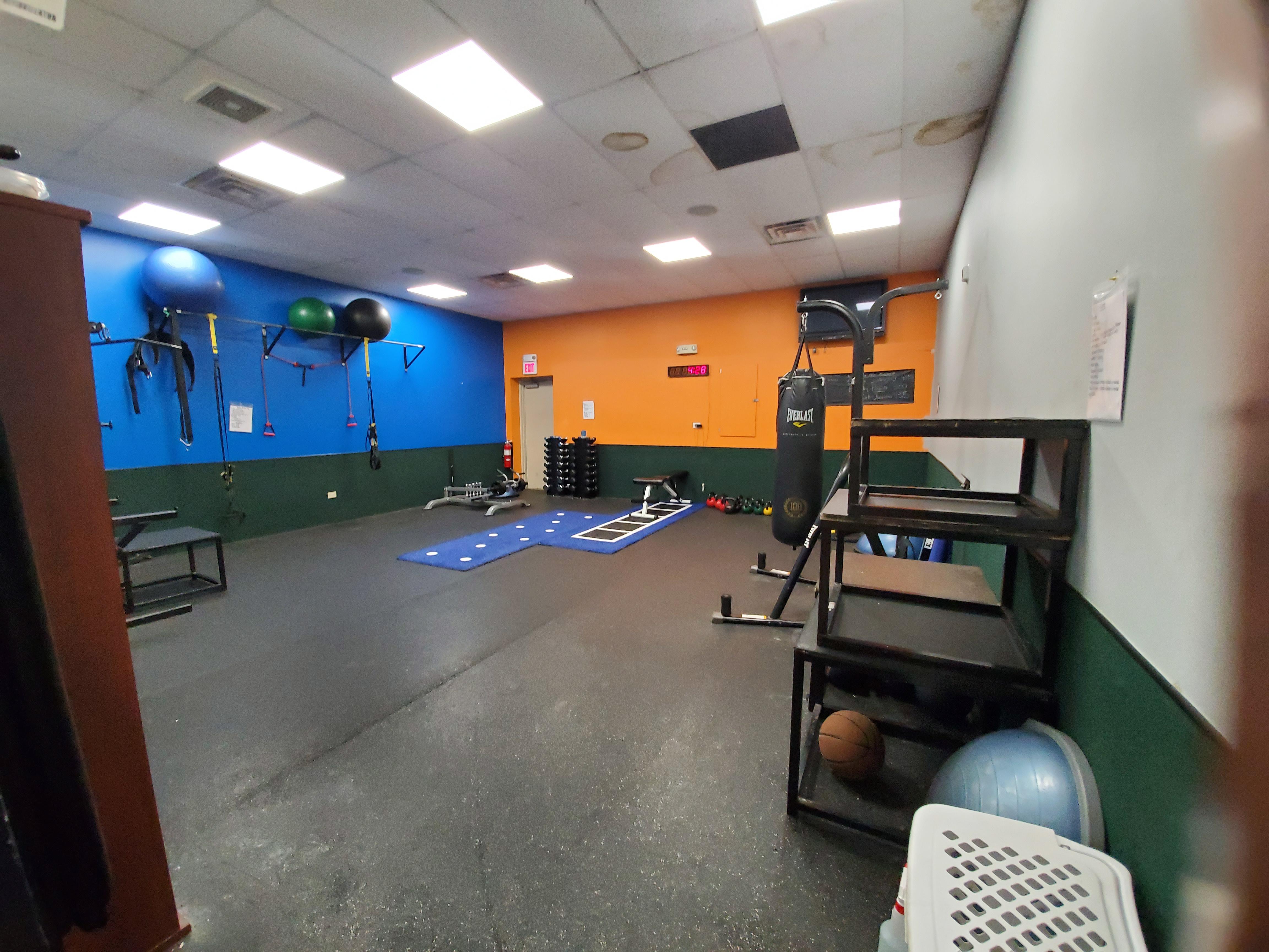 Team Training Room