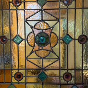 Stained Glass – Return to Brum
