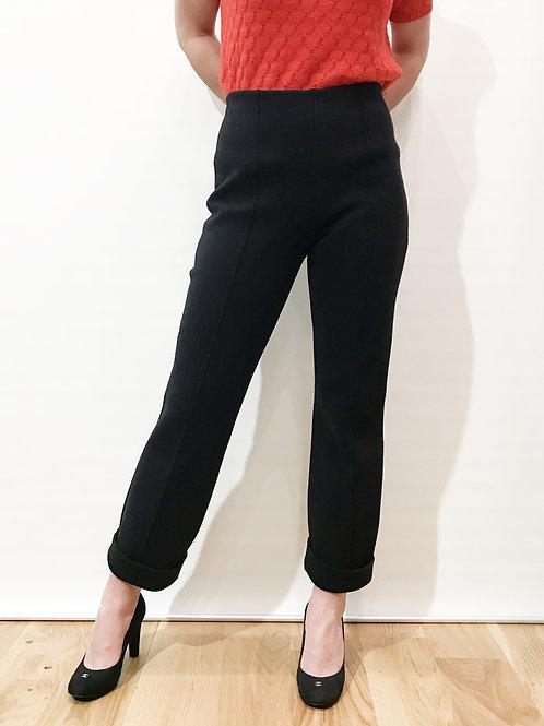 Sonia Rykiel - Pantalon noir