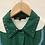 Thumbnail: Maje - chemise noire et verte