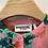 Thumbnail: Essentiel - Blouse rose à fleurs