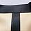 Thumbnail: See by Chloé - Sac cuir beige/noir