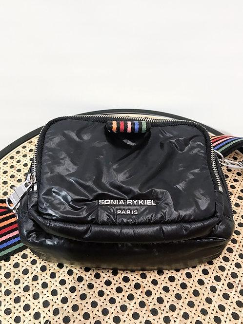 Sonia Rykiel - sac noir anse amovible
