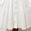 Thumbnail: Maje - Robe blanche manches longues