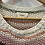 Thumbnail: Ba&sh - Pull écru rayé multicolore