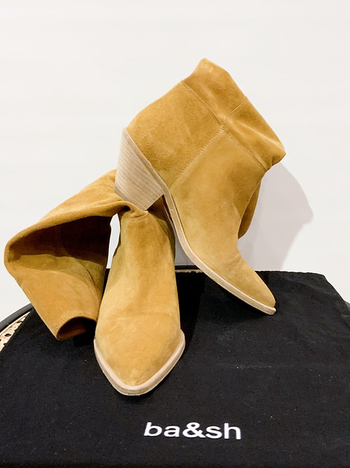 Ba&sh - Bottes couleur camel