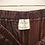 Thumbnail: Forte Forte - Pantalon bordeaux en satin