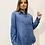 Thumbnail: Hana San - Chemise jean bleue