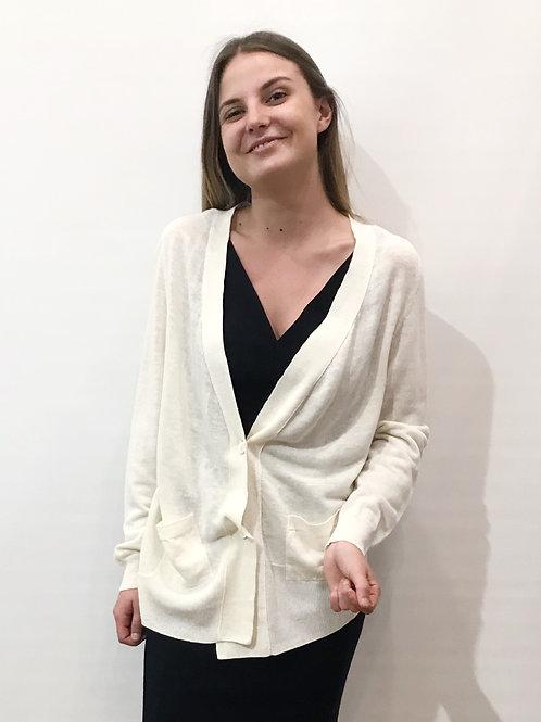 Vanessa Bruno - Gilet écru