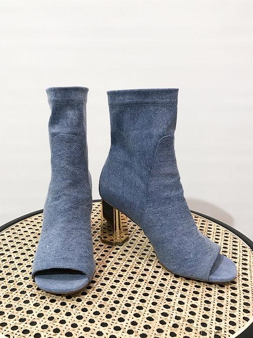 Robert Clergerie - Boots bleu jean